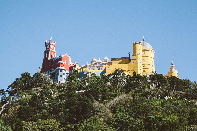 Palácio Nacional da Pena, Sintra. Foto: Neoheimat