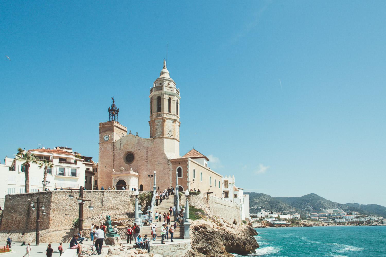 Sant Bartomeu i Santa Tecla, Sitges. Foto: Neoheimat