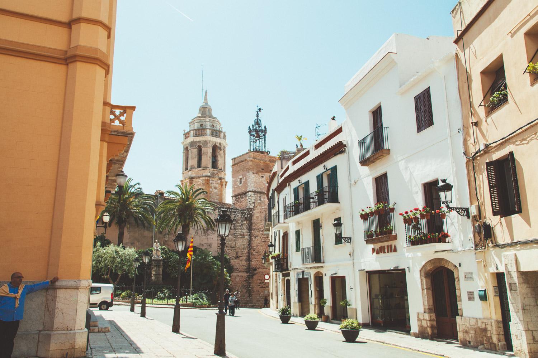 Sitges, Katalonien. Foto: Neoheimat