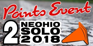 Neohio SCCA Points Event #2 – 2018 @ Captain's Lot, Eastlake | Willowick | Ohio | United States