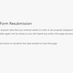 Err_Cache_Miss Error in Google Chrome