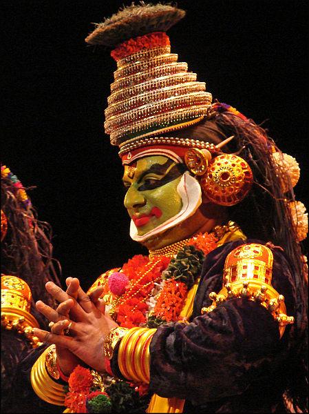 Krishnanattam Temple Art Form Kerala