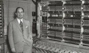 62 éve halt meg Neumann János