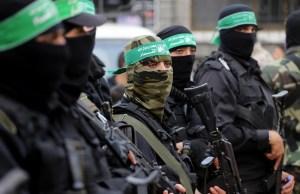 """Hamász: """"Elfogadhatatlan, hogy Izraellel egy lapon említettek minket"""""""