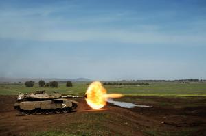 Izraeli tankok Hamász célpontokat lőttek