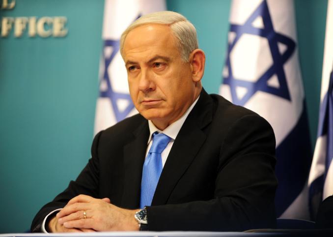 """Netanjahu: """"Izrael határozottan elítéli a török inváziót"""""""