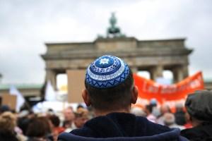 Antiszemita erőszakhullám Berlinben