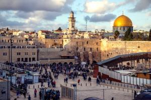 Diplomáciai irodát nyit Ukrajna Jeruzsálemben