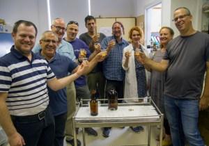 Ötezer éves sört csapolnak Izraelben