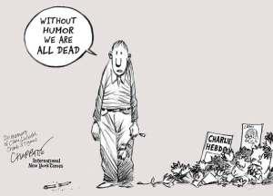 Humortalan kor: a karikatúra hanyatlása?