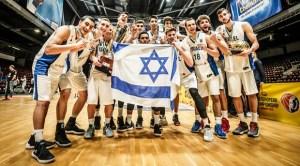 Ismét bravúros győzelmet aratott Izrael a kosárlabda Európa bajnokságon