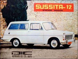 Tényleg tevék csemegéjévé vált az első izraeli autó?