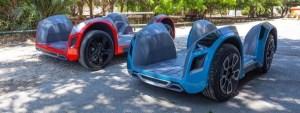 Német autókiállításon debütál a jövő alvázának izraeli prototípusa