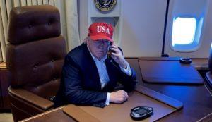 Trump tálibokkal tanácskozna