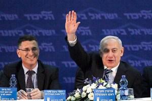 """Netanjahu üzent a hajthatatlan Sza'árnak: """"Gyere haza!"""""""