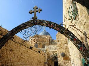 Gázai keresztények meglátogathatják Jeruzsálemet és Betlehemet