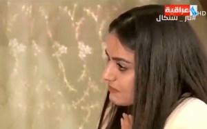 Egy jazidi lány, aki szembenézett a megrontójával