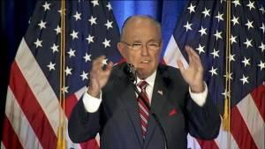 Fertőzött lett Rudy Giuliani, Donald Trump személyes ügyvédje