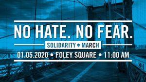 Ezreket várnak az antiszemitizmus elleni New York-i és jeruzsálemi felvonulásra