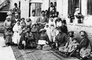 Irán és a zsidók