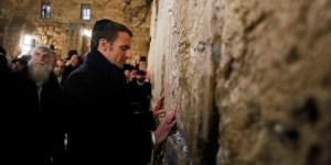 A templombeli botrányon túl: mit üzent Macron Izraelből?