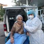 101 éves örmény asszony élte túl a vírust