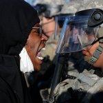 A Pentagon szerint nem a hadsereg dolga az erőszakos tüntetők megfékezése
