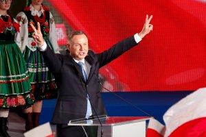 A hivatalos részeredmények szerint is Andrzej Duda nyert Lengyelországban