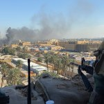 Iráni milíciák rakétát lőttek az iraki amerikai nagykövetségre