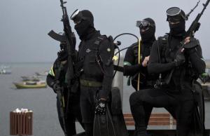 A Hamász egyik haditengerészeti parancsnoka Gázából Izraelbe menekült