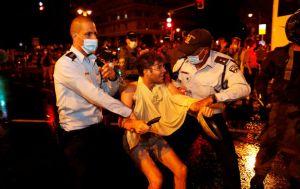 Ötven embert vettek őrizetbe a jeruzsálemi zavargásokban