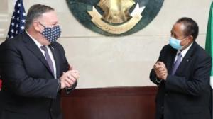 Pompeo elégedett a szudáni demokratikus folyamatokkal