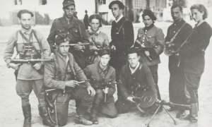 Londoni kiállítás zsidó ellenállókról