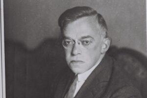 80 éve halt meg Ze'év Zsabotyinszkij