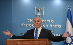 Netanjahu szerint új korszak kezdődik Izrael és az arab világ kapcsolatában
