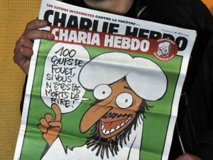 """""""Soha nem adjuk fel"""" – Mohamed-karikatúrák újratöltve"""
