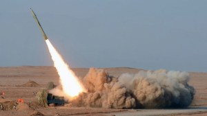 """Iráni TV: """"Rakéta arzenálunkat Izraelre irányítjuk"""""""