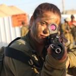 Egyre több a nő az izraeli hadsereg harcoló alakulatainál