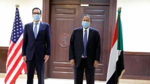 Szudán is aláírta az Ábrahám-egyezményt