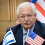 Távozott Amerikából az izraeli és Izraelből az amerikai nagykövet