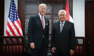 Biden újraindítja a kapcsolatokat a Palesztin Hatósággal