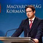 Gulyás Gergely: Az állam nem vesz részt egyházi szervezetek vitájában