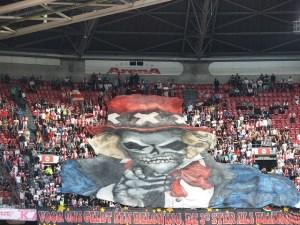 """""""Hamász, Hamász, gázt a zsidóknak"""" – kiabálták holland focidrukkerek az Ajax ellen"""