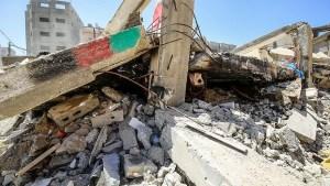 Amerikának humanitárius okokból nem szabadna újjáépíteni Gázát