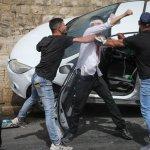 Videó: Majdnem meglincseltek arabok egy zsidó sofőrt Jeruzsálemben