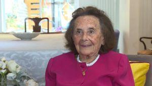 Antiszemita üzenetekkel bombázzák a 97 éves magyar holokauszt-túlélő asszonyt