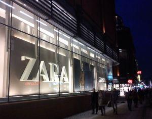 A Zara elítélte zsidó ruhatervezőjének Izrael melletti kiállását