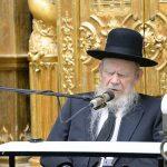 """A haredi világ egyik vezető rabbija azzal vádolja az új kormányt, hogy """"tönkreteszi a zsidóságot"""""""