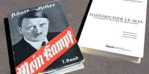 Németország után Franciaországban is újra nyomják a Mein Kampfot