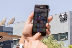 Az izraeli védelmi minisztérium tisztviselői ellenőrzést tartottak az NSO kiberbiztonsági cég irodáiban